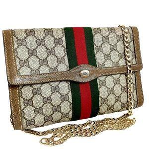 Gucci Vintage Clutch/crossbody bag